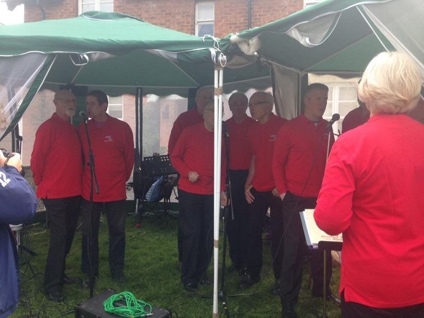 Braunston may fayre music
